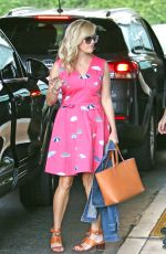REESE WITHERSPOON Out and About in Los Angeles 08/02/2017