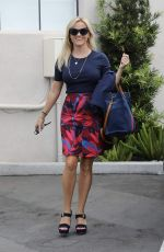 REESE WITHERSPOON Out in Santa Monica 08/15/2017