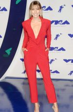 RENEE BARGH at 2017 MTV Video Music Awards in Los Angeles 08/27/2017