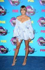RENEE BARGH at Teen Choice Awards 2017 in Los Angeles 08/13/2017