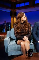 RILEY KEOUGH at The Late Late Show with James Corden in Los Angeles 08/14/2017