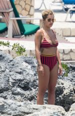 RITA ORA in Bikini at a Beach in Jamaica 07/31/2017