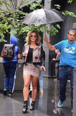 RITA ORA Out and About in New York 08/07/2017