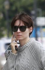 ROONEY MARA Arrives at a Meeting in Los Angeles 08/15/2017