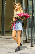 ROOSMARIJN DE KOK at 2017 Victoria's Secret Fashion Show Casting in New York 08/23/2017