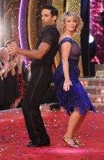 RUTH LANGSFORD at Strictly Come Dancing 2017 Launch in London 08/28/2017