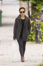 RUTH NEGGA Out and About in London 08/03/2017