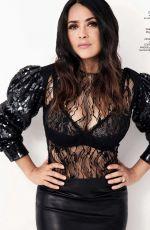 SALMA HAYEK at Elle Magazine, France July 2017