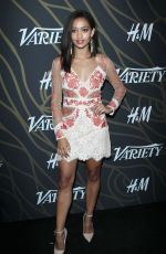 SAMANTHA LOGAN at Variety Power of Young Hollywood in Los Angeles 08/08/2017