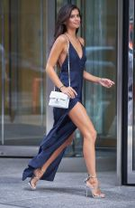 SARA SAMPAIO at Fittings for Victoria's Secret Fashion Show 2017 in New York 08/27/2017
