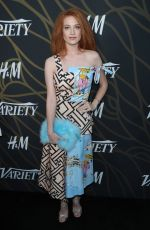 SARAH HAY at Variety Power of Young Hollywood in Los Angeles 08/08/2017