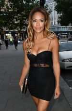 SARAH-JANE CRAWFORD at LOTD Launch Party in London 08/16/2017