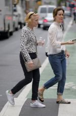 SARAH PAILSON Out Shopping in New York 08/14/2017