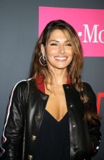 SARAH SHAHI at Ime & Mayweather Promotions VIP Pre-fight Party in Las Vegas 08/26/2017