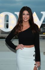 SAVANNAH OUTEN at Showpo US Launch Party in Los Angeles 08/24/2017