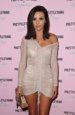 SCHEANA MARIE at The Prettylittlething x Olivia Culpo Launch in Hollywood 08/17/2017