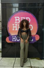 SERAYAH at Bed Head Hotel Festival Pop-up at Hard Rock Hotel in Chicago 08/04/2017