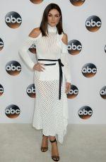 SERINDA SWAN at Disney/ABC TCA Summer Tour in Beverly Hills 08/06/2017