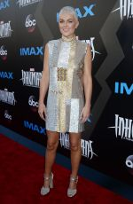 SERINDA SWAN at Marvel's Inhumans – The First Chapter Premiere in Universal City 08/28/2017