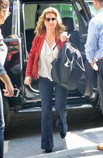 SHANIA TWAIN Arrives at NBC Studios in New York 08/17/2017