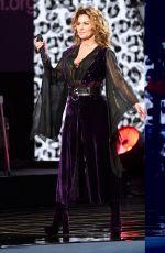 SHANIA TWAIN at 17th Annual Usta Foundation Opening Night Gala 08/28/2017