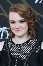 SHANNON PURSER at Variety Power of Young Hollywood in Los Angeles 08/08/2017