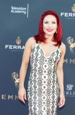 SHARNA BURGESS at Television Academys Choreography Celebration in Los Angeles 08/27/2017
