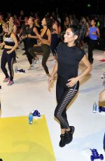 SHAY MITCHELL at Propel Co: Labs Fitness Festival in Los Angeles 08/12/2017