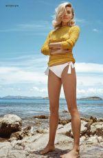 SIENNA MILLER in Marie Claire Magazine Australia September 2017