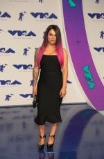 SNOW THA PRODUCT at 2017 MTV Video Music Awards in Los Angeles 08/27/2017