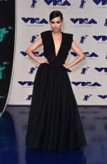SOFIA CARSON at 2017 MTV Video Music Awards in Los Angeles 08/27/2017