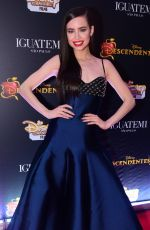 SOFIA CARSON at Descendants 2 Premiere in Sao Paulo 08/16/2017