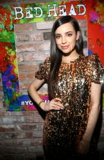 SOFIA CARSON at Variety Power of Young Hollywood in Los Angeles 08/08/2017