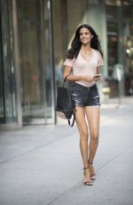 SOFIA RESING at 2017 Victoria's Secret Fashion Show Casting in New York 08/21/2017