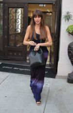 SOFIA VERGARA Out and About in Beverly Hills 08/17/2017