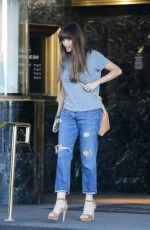 SOFIA VERGARA Shopping at Saks Fifth Avenue in Beverly Hills 08/16/2017