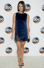 SONYA BALMORES at Disney/ABC TCA Summer Tour in Beverly Hills 08/06/2017