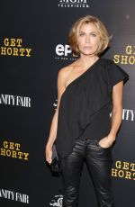 SONYA WALGER at Get Shorty Premiere in Los Angeles 08/10/2017