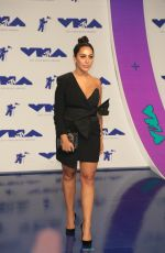 SOPHIE KASAEI at 2017 MTV Video Music Awards in Los Angeles 08/27/2017
