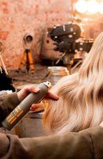 SOPHIE TURNER for Wella Hair Ambassador, June 2017