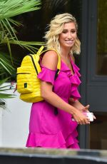 STACEY SOLOMON at ITV Sudios in London 08/23/2017