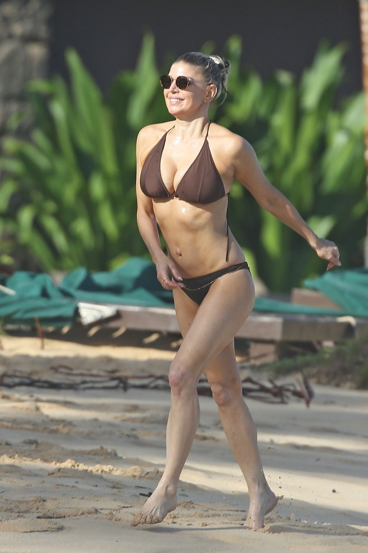 Stacey ferguson bikini
