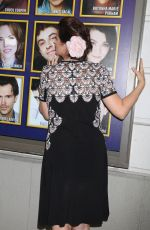 STEPHANIE J. BLOCK at Prince of Broadway Premiere in New York 08/24/2017