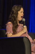SUMMER GLAU at Wizard Word Chicago 2017 in Rosemont 08/26/2017