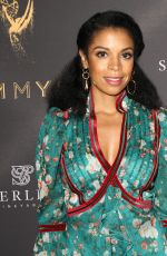 SUSAN KELECHI WATSON at Emmys Cocktail Reception in Los Angeles 08/22/2017