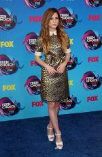 SYDNEY SIEROTA at Teen Choice Awards 2017 in Los Angeles 08/13/2017
