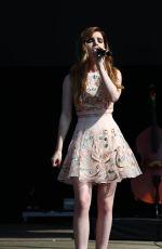 SYDNEY SIEROTA Performs at Billboard Hot 100 Festival in Wantagh 08/20/2017