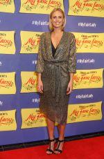 SYLVIA JEFFREYS at My Fair Lady Opening Night in Sydney 08/27/2017