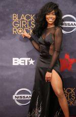 SZA at BET Black Girls Rock! in Newark 08/05/2017