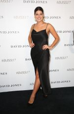 TAHNEE ATKINSON at David Jones S/S 2017 Collections Launch in Sydney 08/09/2017